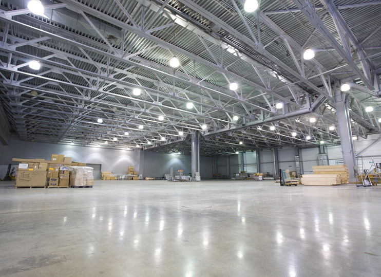 LED per industrie